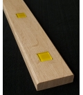 Dub - žlutý čtvereček