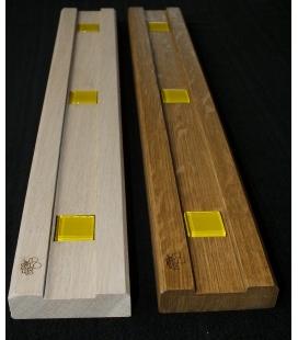Obvodová lišta dubová 150cm