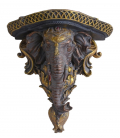 Konzole se slonem