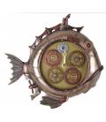 fantasy nástěnné hodiny
