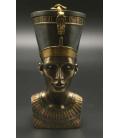 Šperkovnice/box - busta egyptské královny Nefertiti