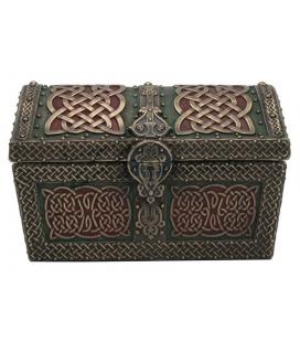 Šperkovnice/box s keltskými vzory