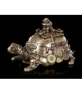 Šperkovnice/box na šperky ve tvaru želvy