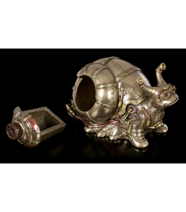 Šperkovnice/box ve tvaru šneka