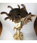 Svícen Gorgon Medusa